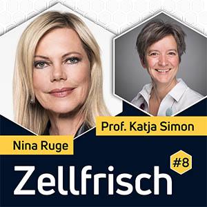 Nina Ruge im Gespräch mit Katja Simon, Professorin für Immunologie an der Universität Oxford