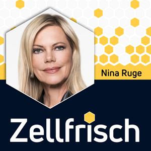 Zellfrisch - Podcast mit Nina Ruge